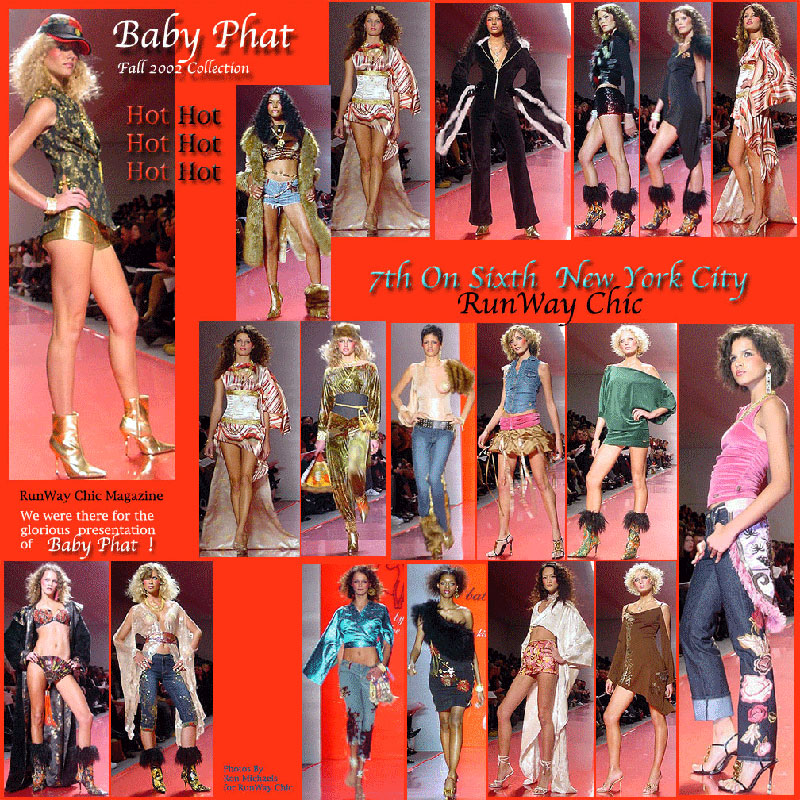 baby phat fall 2002