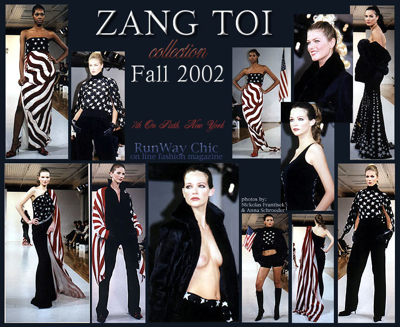 Zang Toi Fall 2002
