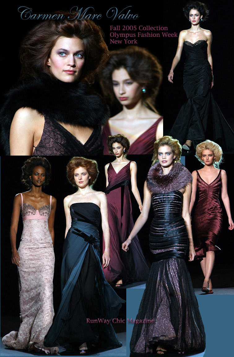 Carmen Marc Valvo Fall 2005