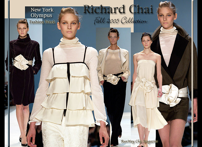 Richard Chai Fall 2005