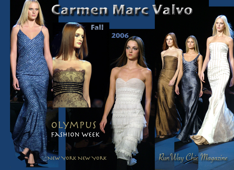Carmen Marc Valvo Fall 2006