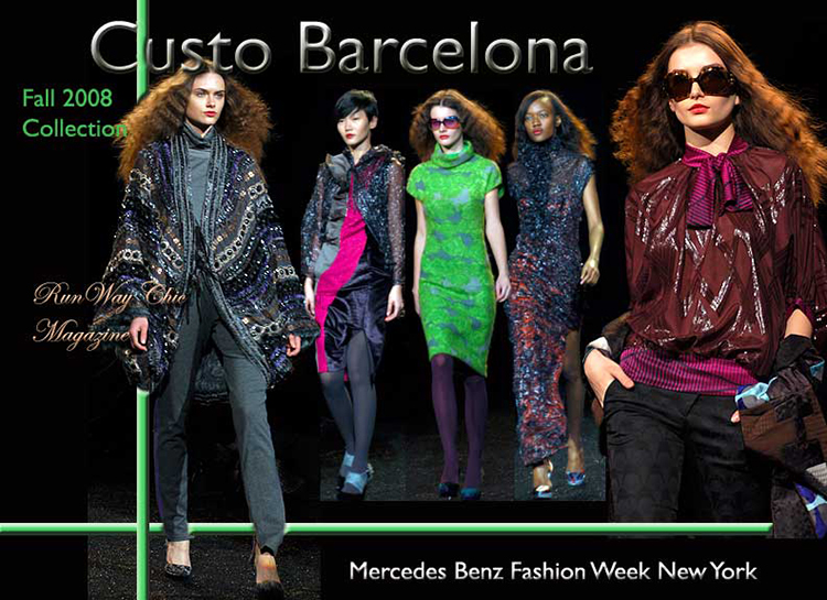 Custo Barcelona Fall 2008