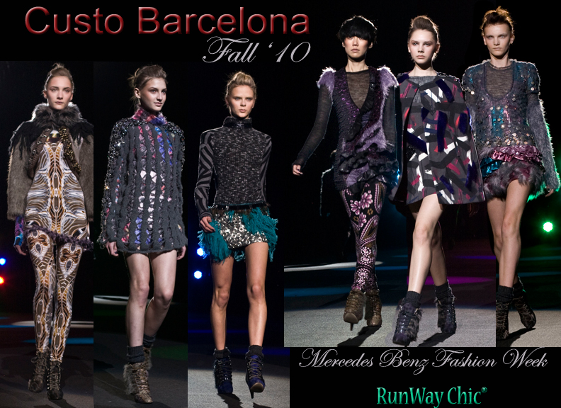 Custo Barcelona Fall 2010
