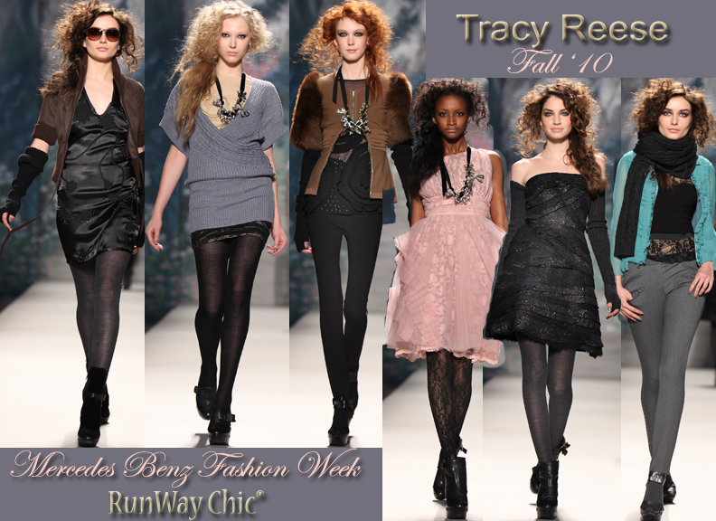 Tracy Reese Fall 2010