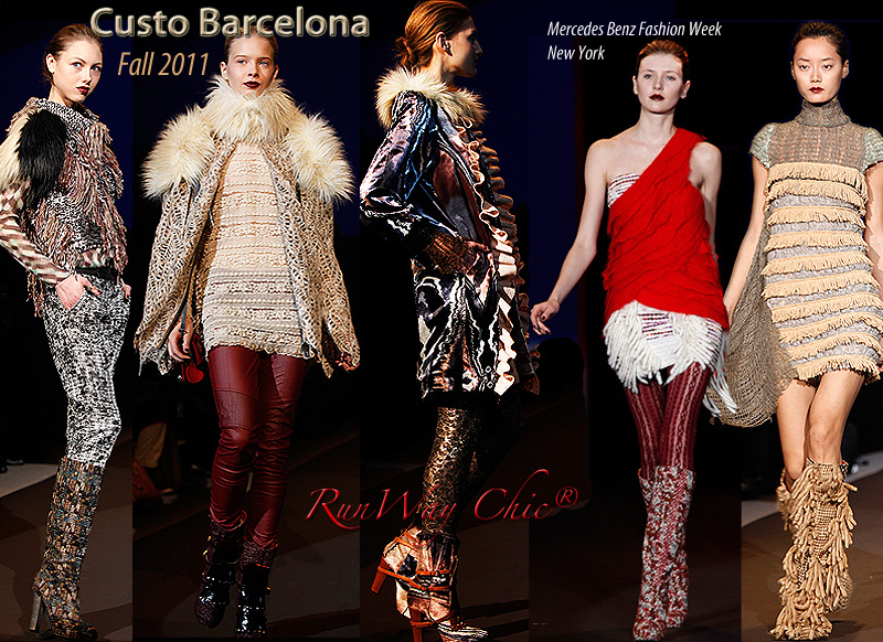 Custo Barcelona Fall 2011