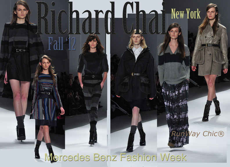 Richard Chai Fall 2012