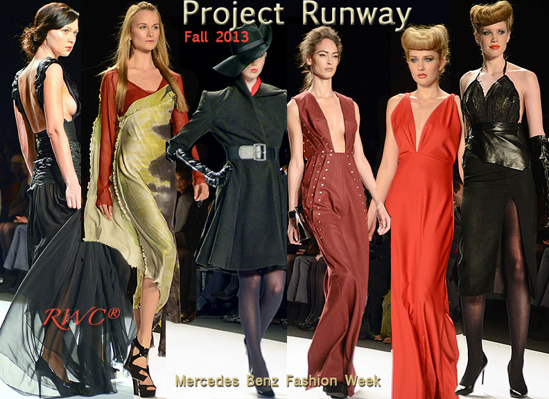 Project Runway Fall 2013