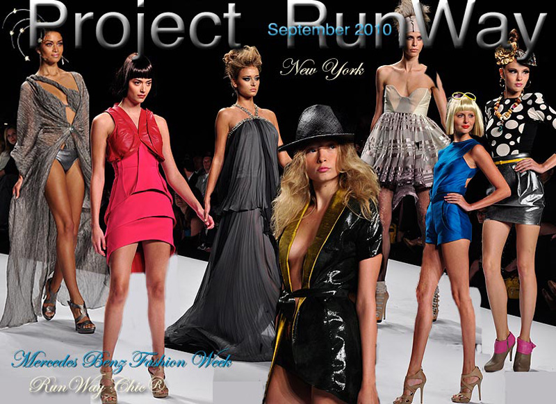 Project Runway Spring 2011