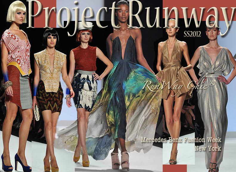 Project Runway Spring 2012