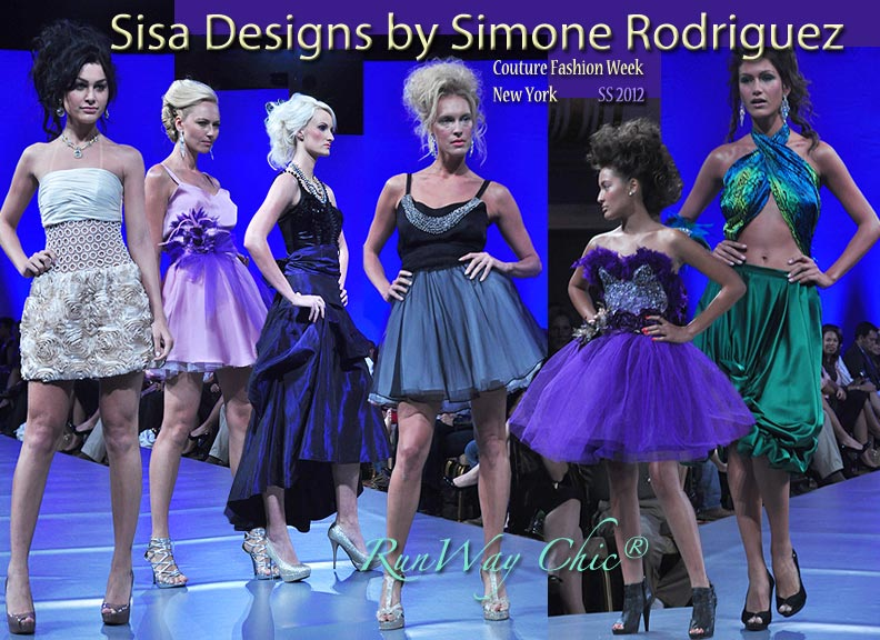 Sisa Designs by Simone Rodriguez Spring 2012