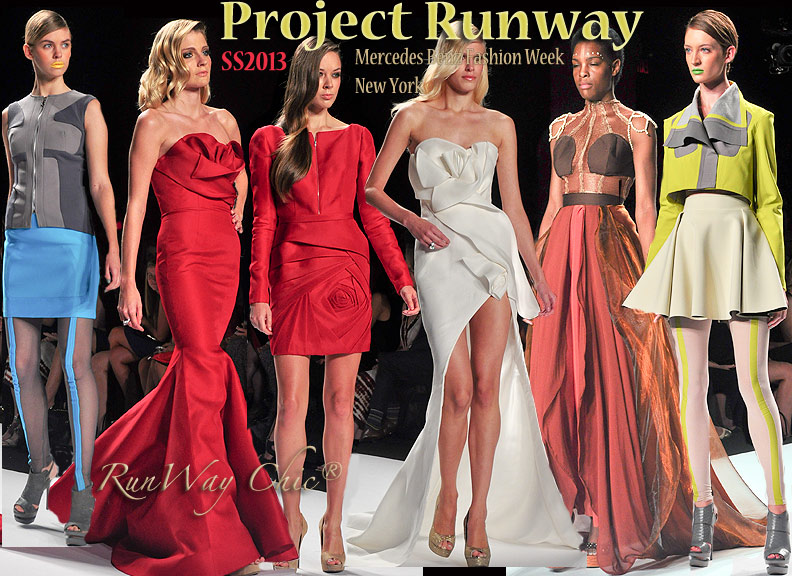 Project Runway Spring 2013