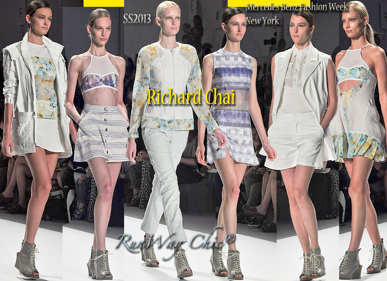 Richard Chai Spring 2013